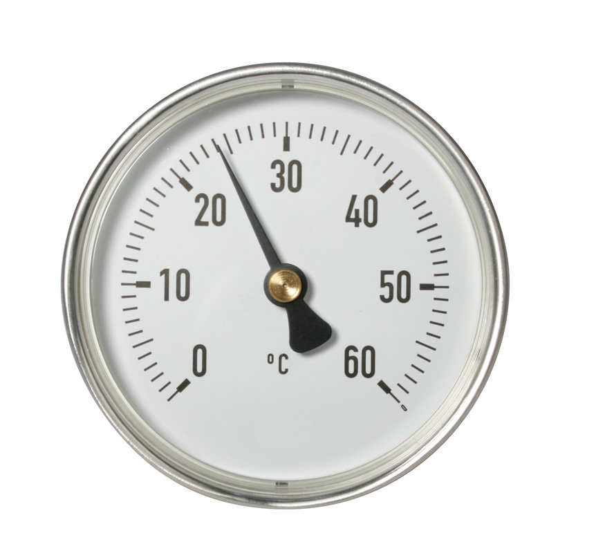 Rohrfeder Thermometer