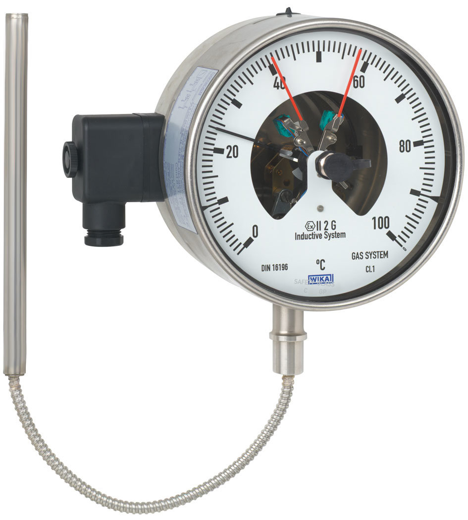 Manometer Wika TV270173